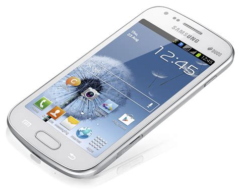 Samsung GALAXY S Duos Full Specifications And Price