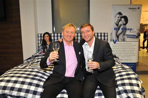 In bed with a celebrity   Luxury Prague Life