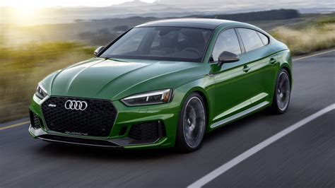 News - 2019 Audi RS5 Sportback Breaks Cover In NYC