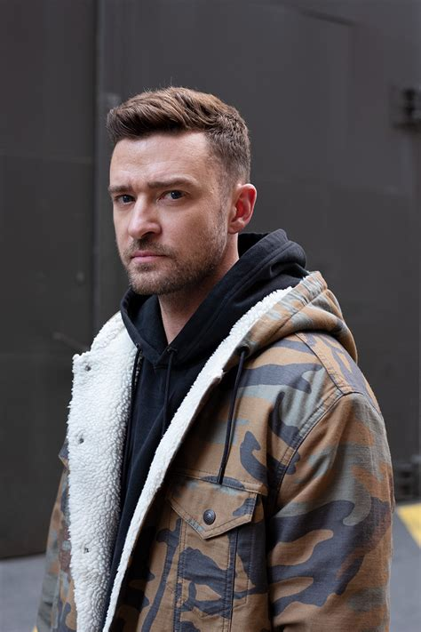 """Justin Timberlake x Levi's """"Fresh Leaves"""" Collection   The"""