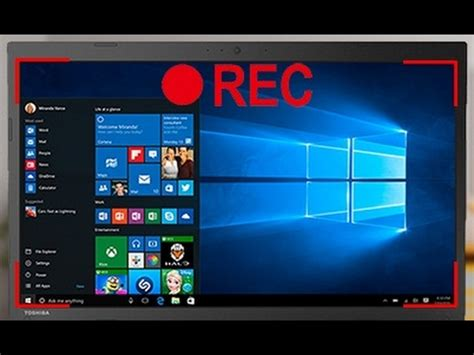 Top 6 Best Free Screen Recording Software 2017 - YouTube