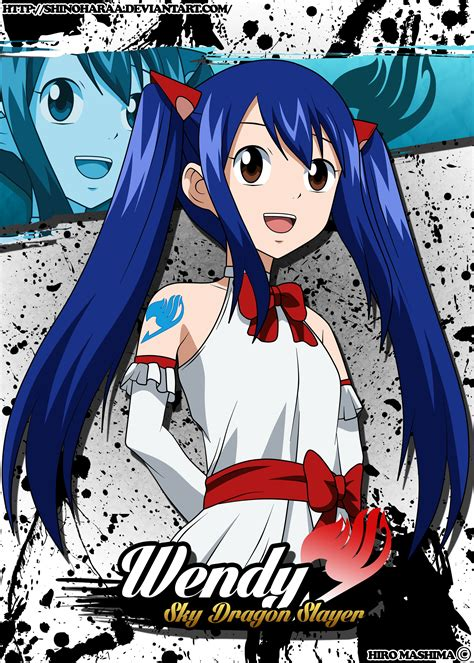 Wendy Marvell - FAIRY TAIL   page 2 of 7 - Zerochan Anime