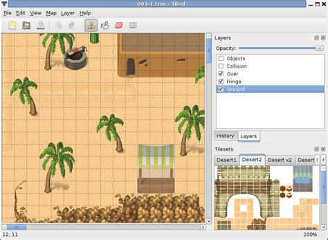 Tiled Map Editor 1