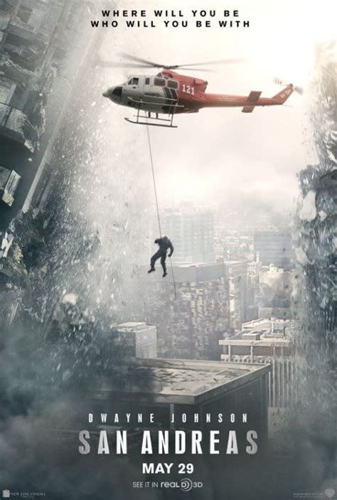 San Andreas (2015) The Rock - Movie Trailer, Cast, Release