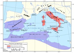 Campaign history of the Roman military - Wikipedia