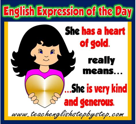 Idiomatic Expressions - Teach English Step By Step