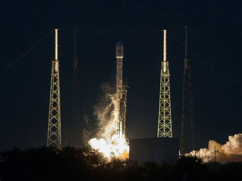US Air Force Certifies SpaceX's Debut Launch of Upgraded