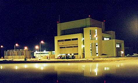 Nuclear Research Center - Special Weapons Facilities - Egypt