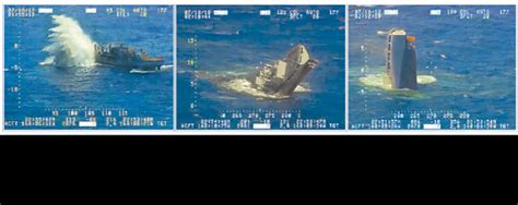 Exercise SINKEX - Pacific Navy News : Pacific Navy News