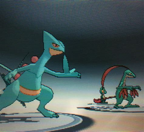 Shiny Hunting, Shiny Treecko! It took 3 phases to get one