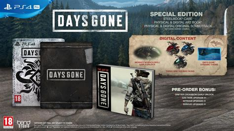 Days Gone - Special Edition (PS4) - Xzone