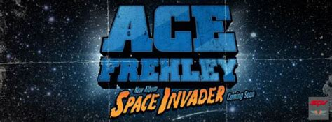 Ace Frehley: 'Space Invader' To Receive European Release