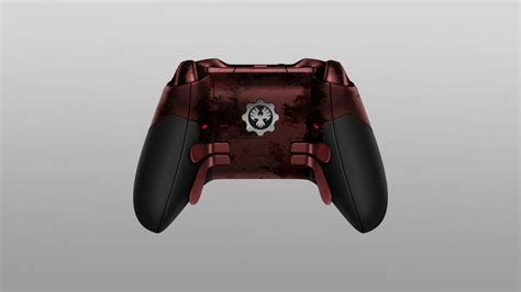 Gears of War 4's Xbox One Elite controller up for pre