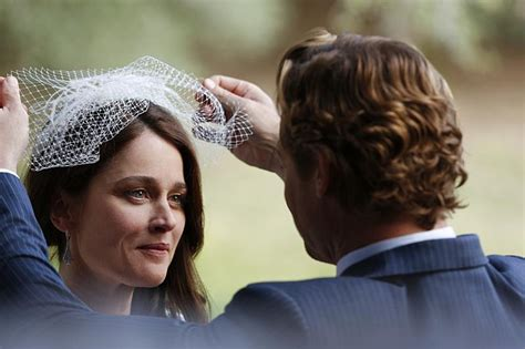 'The Mentalist' Series Finale Spoilers: Wedding Photos And