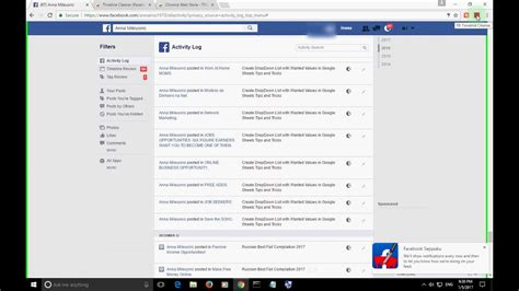 How To Delete All Facebook Post, Comments, Photo tags