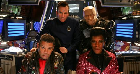 Red Dwarf XII Will Be Landing On Your TV Screens Later
