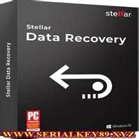 stellar data recovery standard activation key free