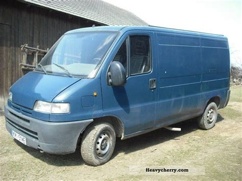 Peugeot Boxer 1996 Other vans/trucks up to 7 Photo and Specs