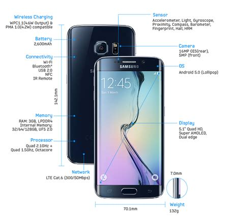 Beautifully Crafted from Metal and Glass, Samsung Galaxy