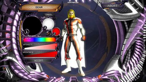 DC Universe Online Thor character creation(HD) - YouTube
