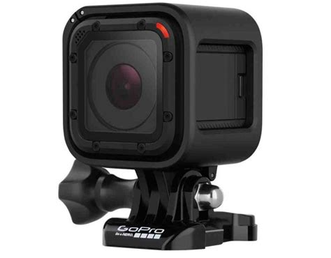Meet The Smallest GoPro Ever