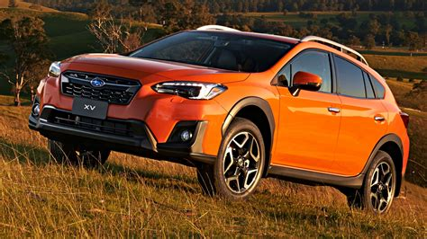 News - Subaru XV, Forester Hybrids Being Fielded For Oz