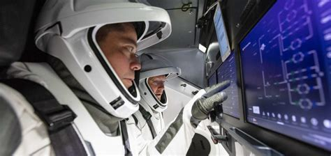 SpaceX reveals first photos of historic Crew Dragon