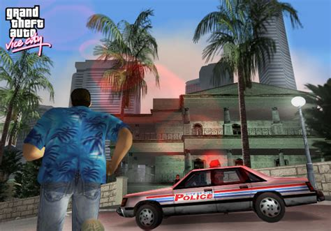 The GTA Place - Vice City PS2 Screenshots