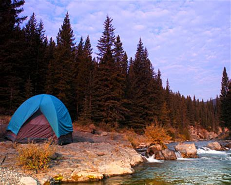Camping in Illinois - Illinois State Park Campgrounds