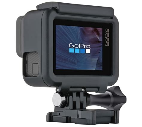 The GoPro Hero5 Is Finally Waterproof And Listens To Your