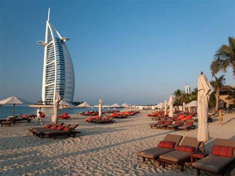 Best time to visit Dubai with weather info | On The Go