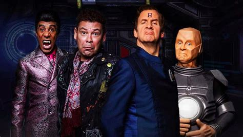 Red Dwarf cast and co-creator interview: series XII, the