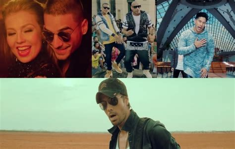 5 Best Latin Music Videos Of 2016: From Gente De Zona To