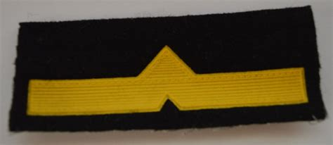 Need help! Are these Sleeve Patches and shoulder boards