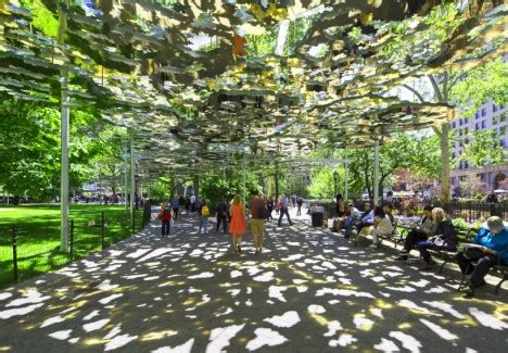 Urban Playscapes: 14 Interactive Installations in NYC