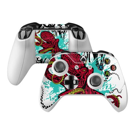 Octopus Xbox One Controller Skin   iStyles