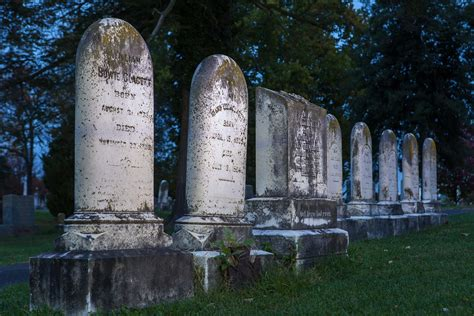 Haunted Spotlight: Union Cemetery and Dudleytown — The