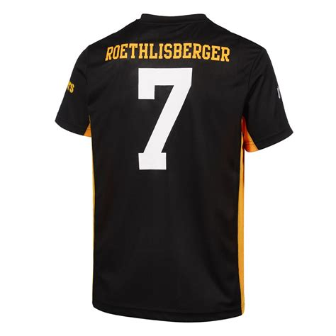 Majestic Athletic Pittsburgh Steelers T-Shirt Plamoro Poly