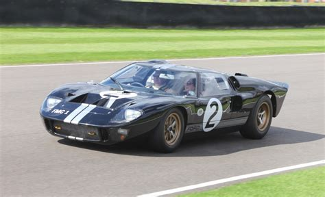 5 Reasons the Ford GT40 Is Still a Legend After 50 Years