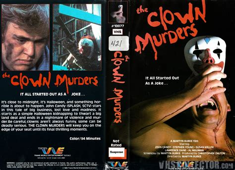 The Horrors of Halloween: THE CLOWN MURDERS (1976
