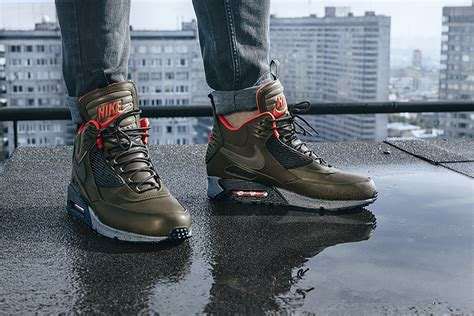 Nike Sneakerboots 2015 Fall Winter Moscow Event   HYPEBEAST