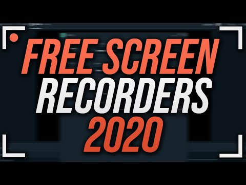 Best Free Screen Recording Softwares Download For Windows