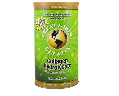 1PACK-ADVANCED FORMULA-Great Lakes Beef Gelatin Collagen