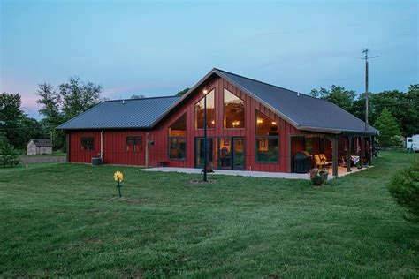Very Impressive Metal Building Home (HQ Pictures) | Metal