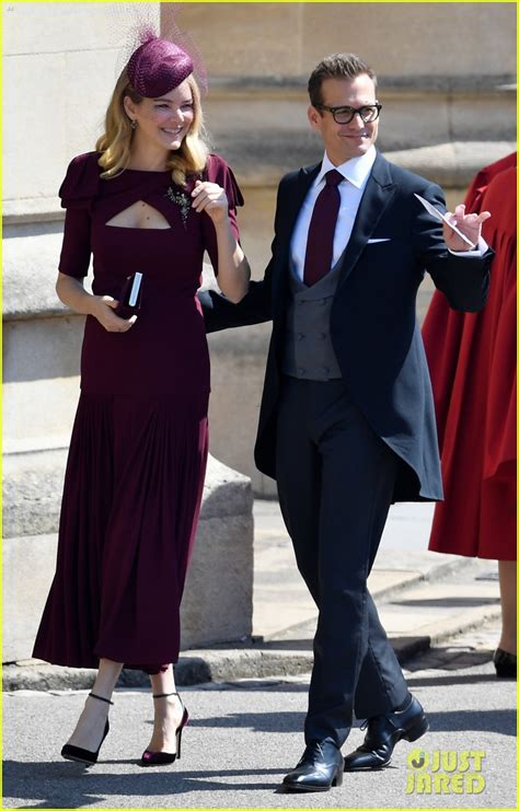 'Suits' Cast Arrives for Royal Wedding to Support Meghan