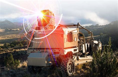 Air Force fields high-energy laser weapon overseas - Task