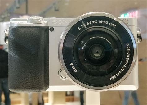 Hands-on: Sony A6100 review | Digital Camera World
