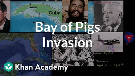 Bay of Pigs Invasion - YouTube