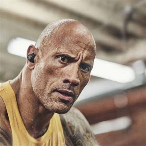 Dwayne 'The Rock' Johnson Releases In-Ear Workout Buds