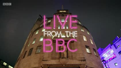 Live from the BBC - Wikipedia